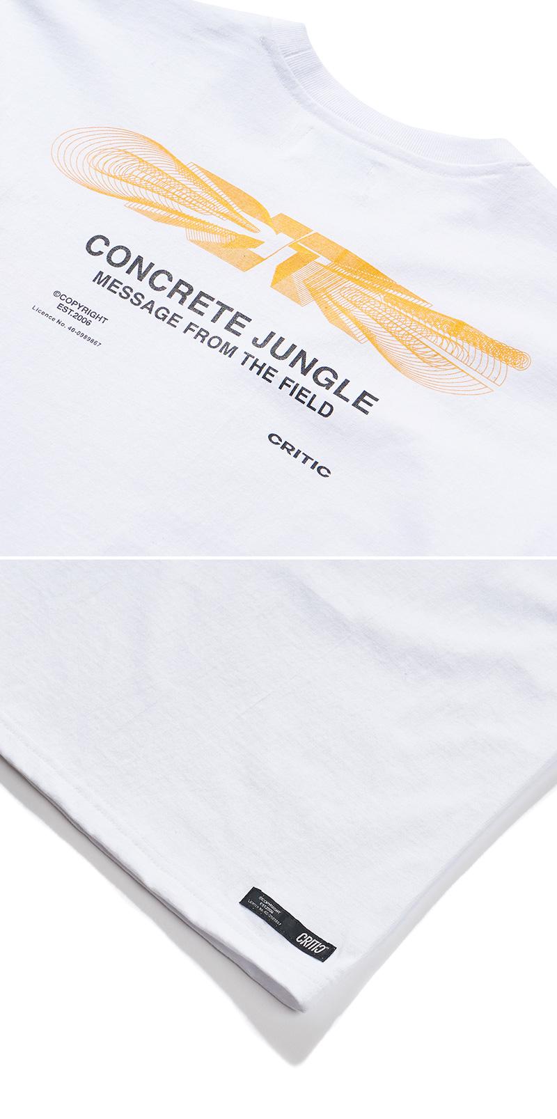 BLEND LOGO LONG SLEEVE T-SHIRT(WHITE)_CTONARL01UC2