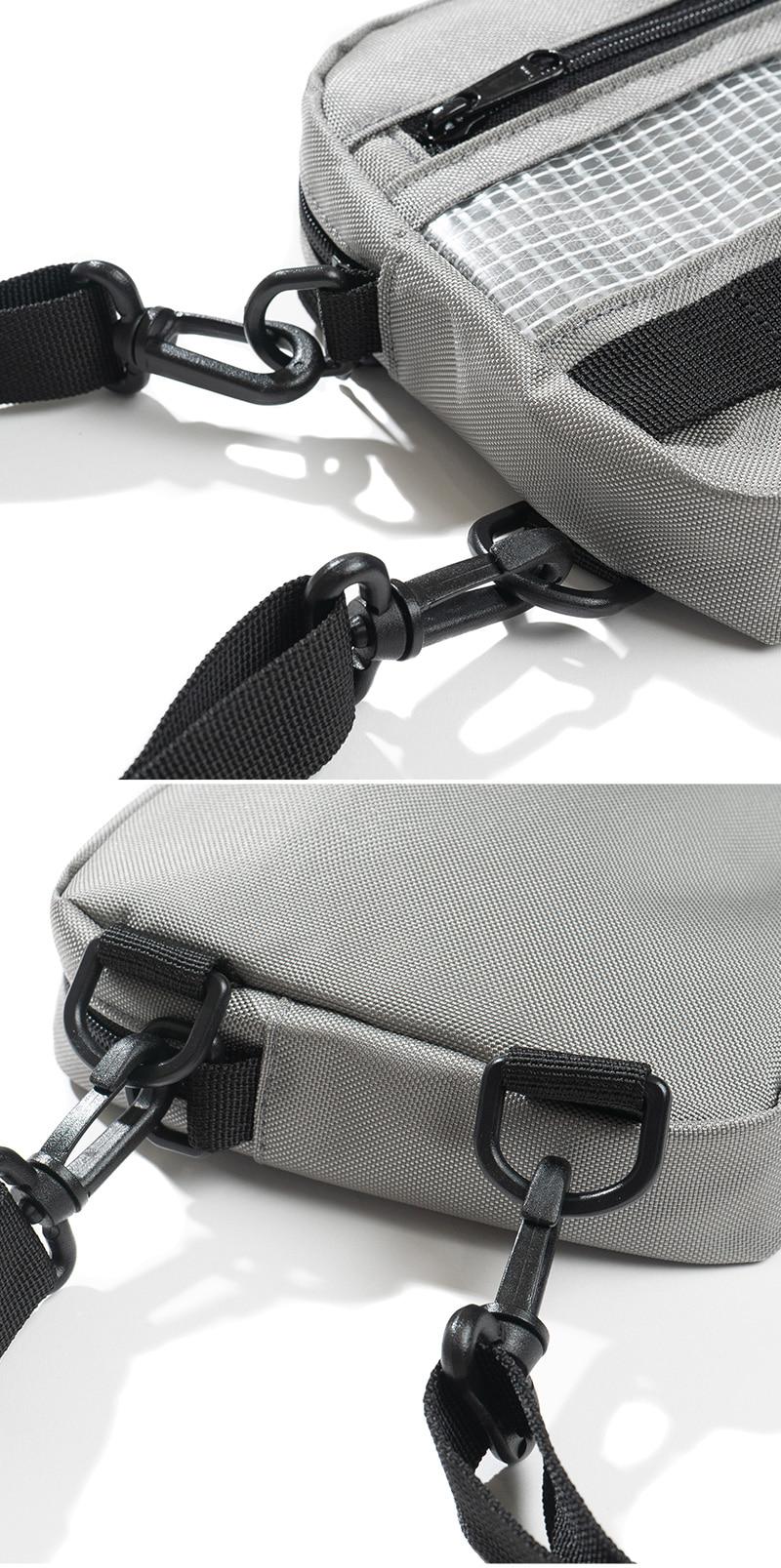 CHEST BAG(GRAY)_CTONIBG01UC0