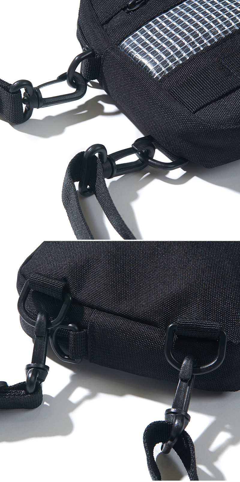 CHEST BAG(BLACK)_CTONIBG01UC6