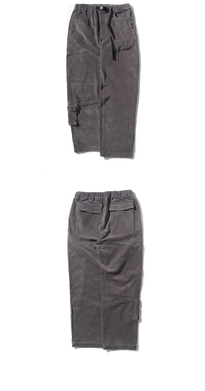 CORDUROY EASY PANTS(GRAY)_CTONIPT04UC0