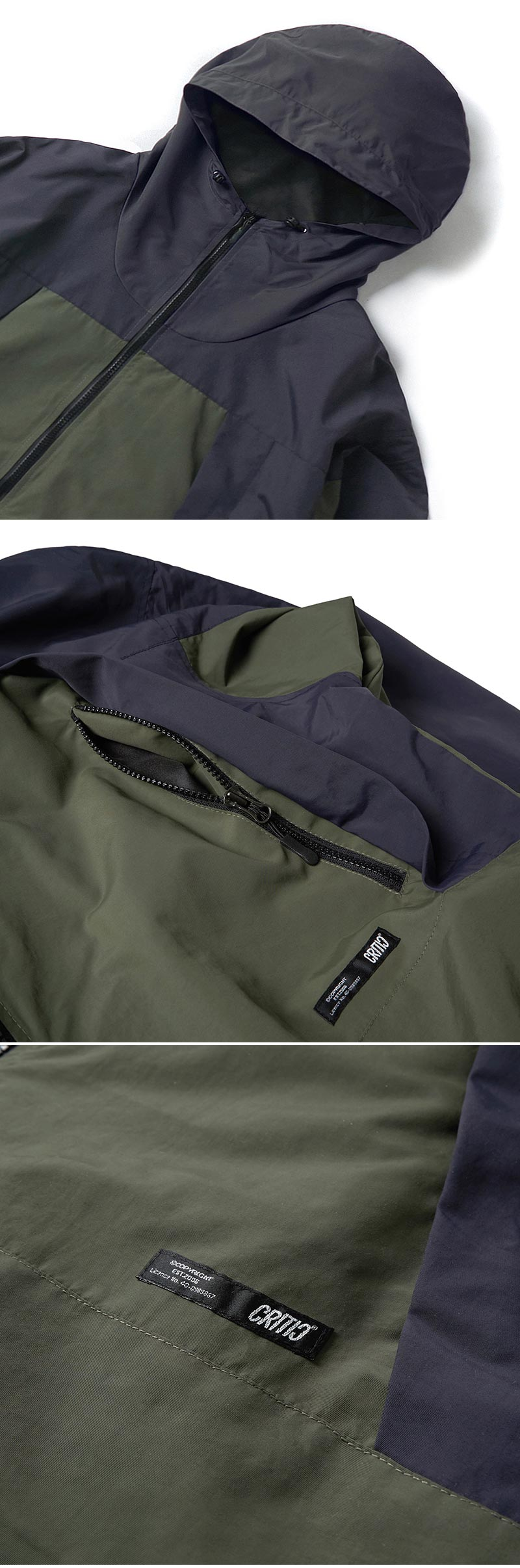 PROTECT HOODED PARKA(KHAKI)_CTONPJK01UK0