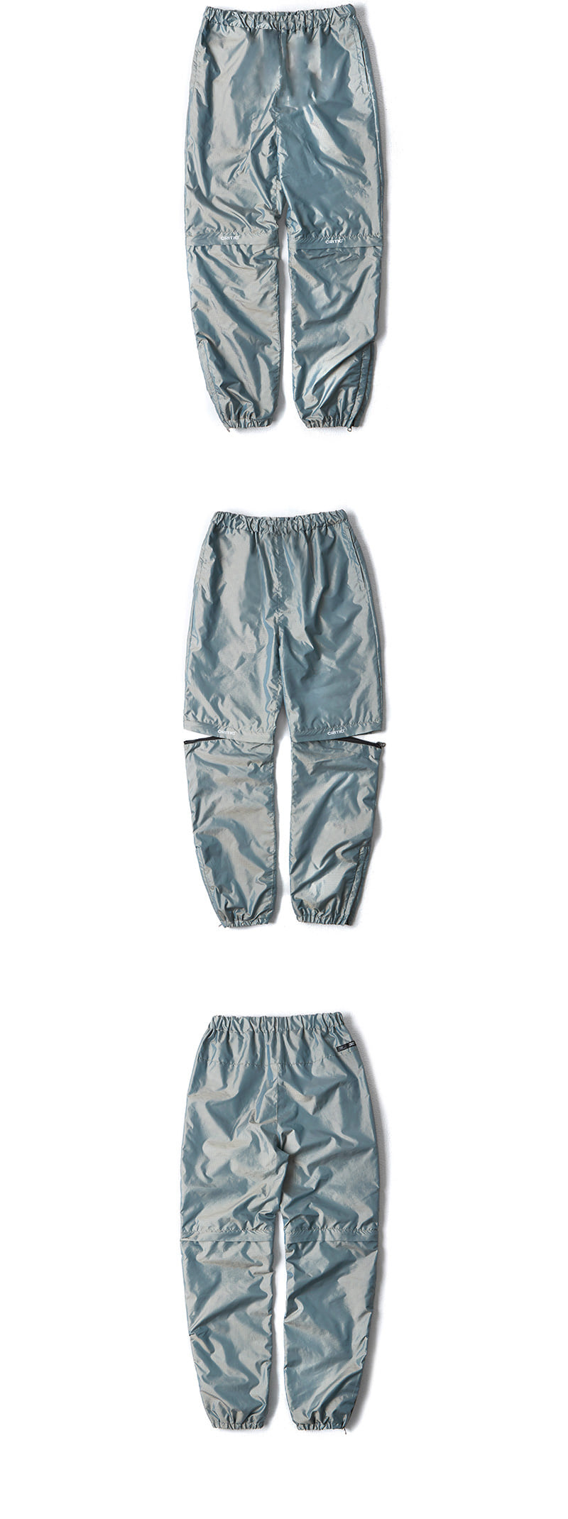 ZIP TRAINING PANTS(L/BEIGE)_CTONPPT03UE3