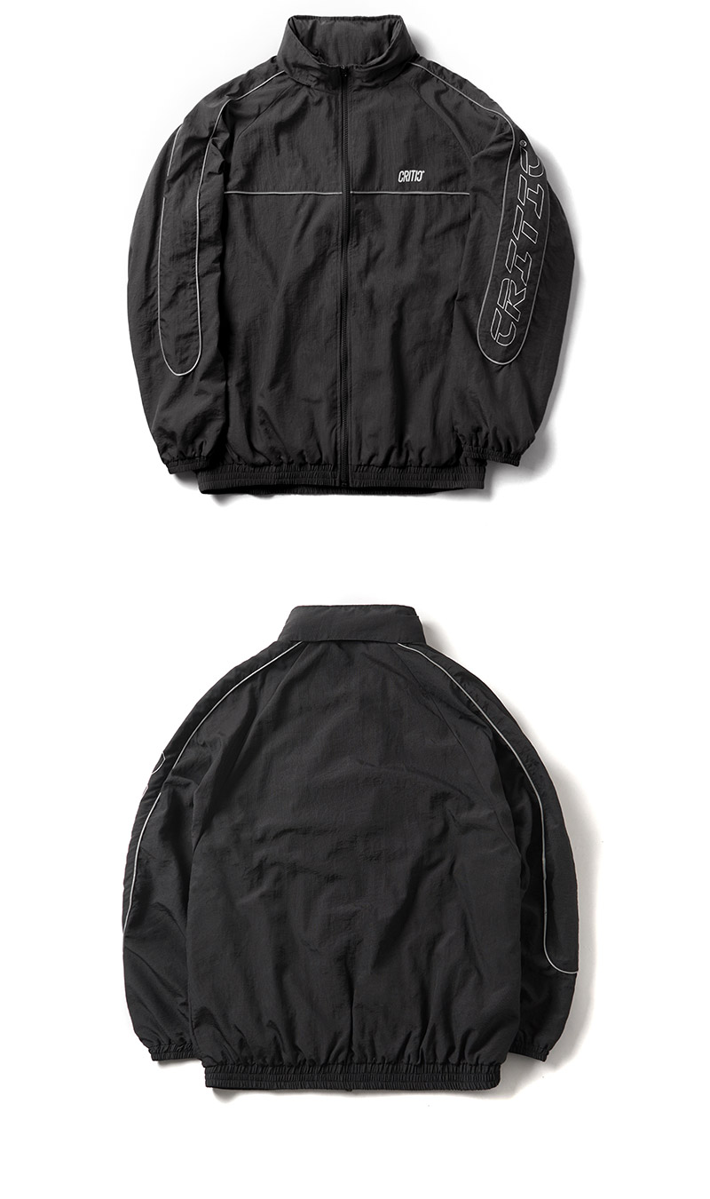 SIDE LOGO TRACK JACKET(BLACK)_CTONPJK04UC6