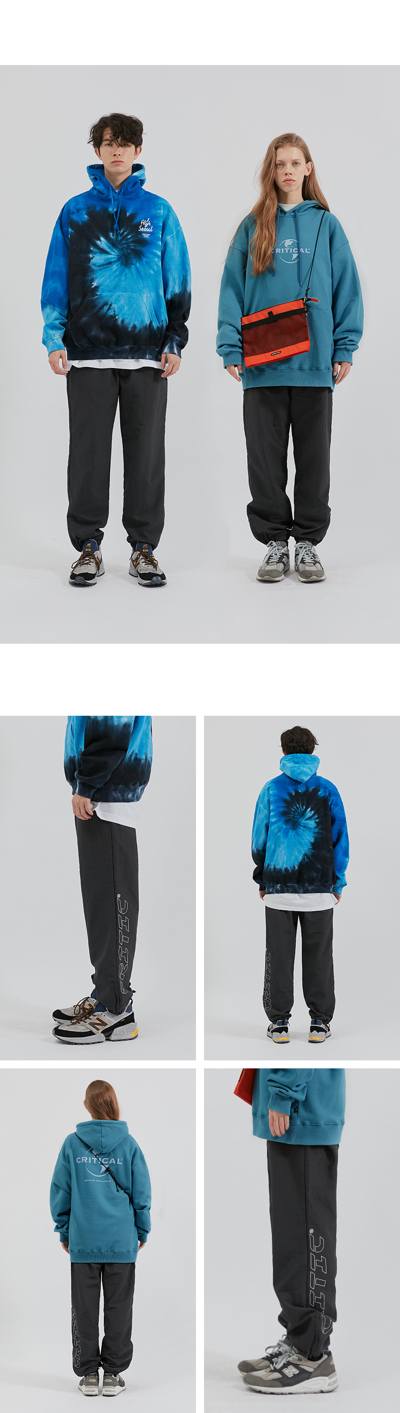 SIDE LOGO TRACK PANTS(BLACK)_CTONPPT05UC6