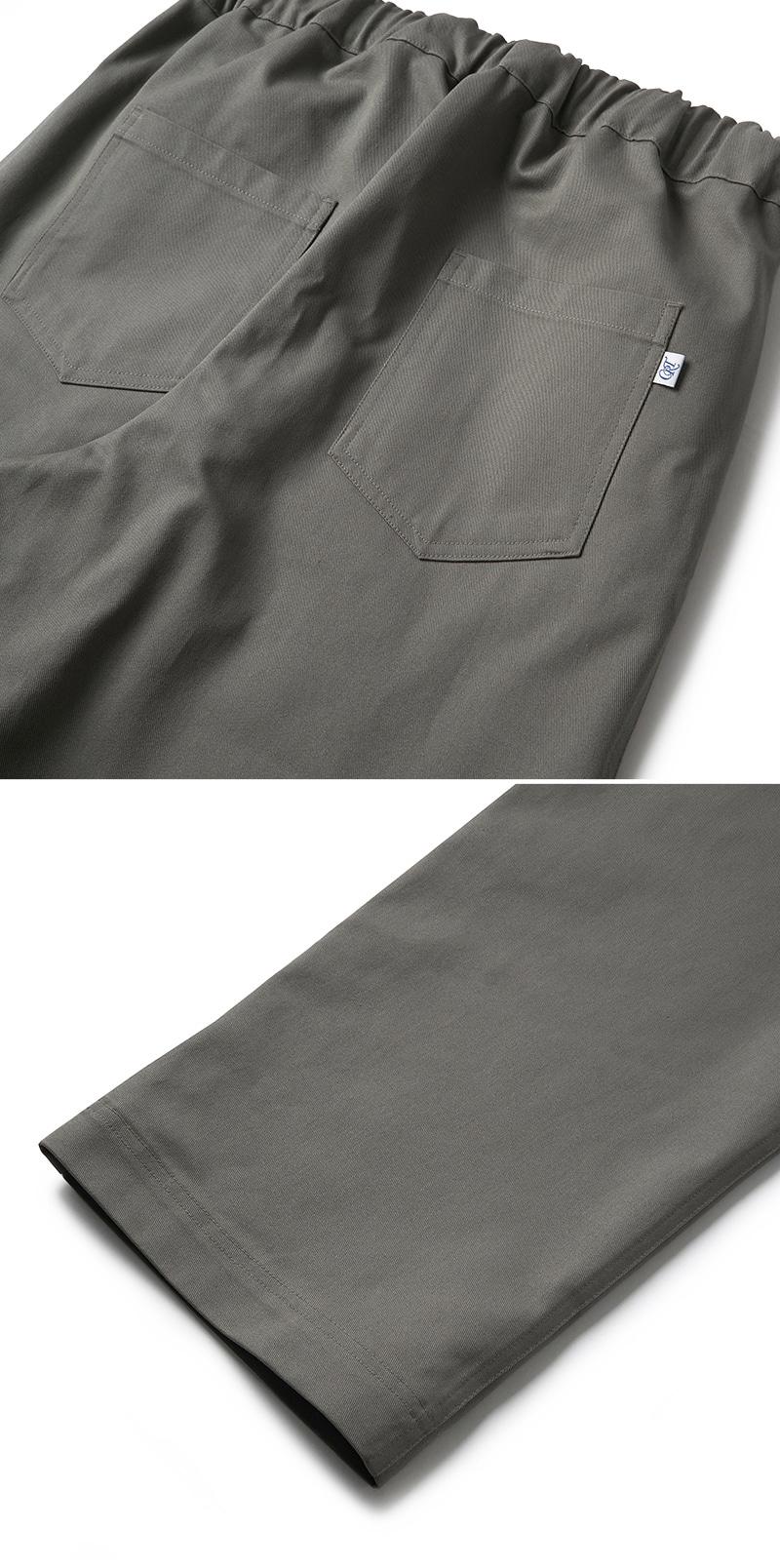 CRT EASY PANTS(CHARCOAL)_CRONPPT01UC1
