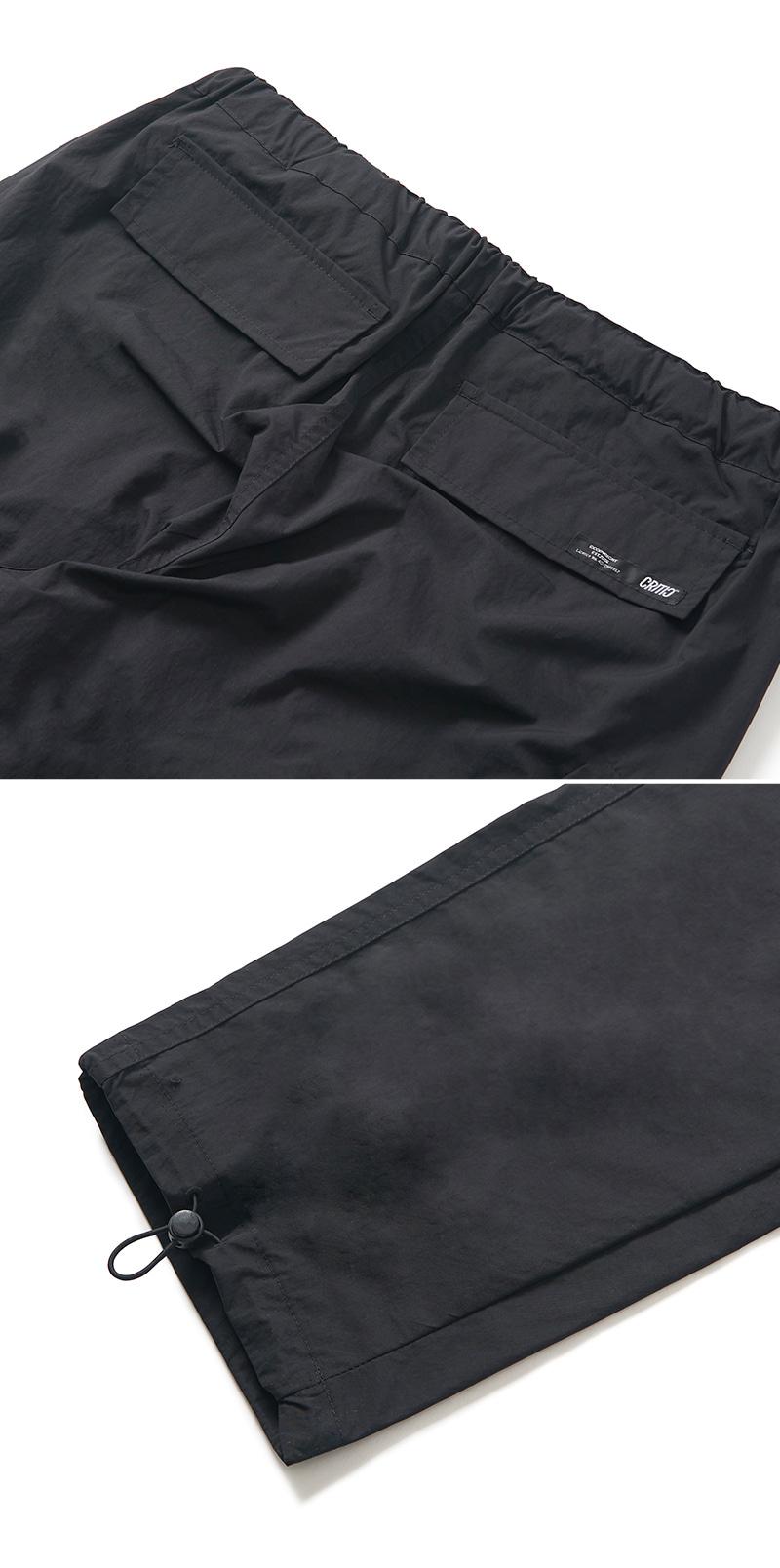 크리틱 COMBAT PANTS(BLACK)_CTONUPT01UC6