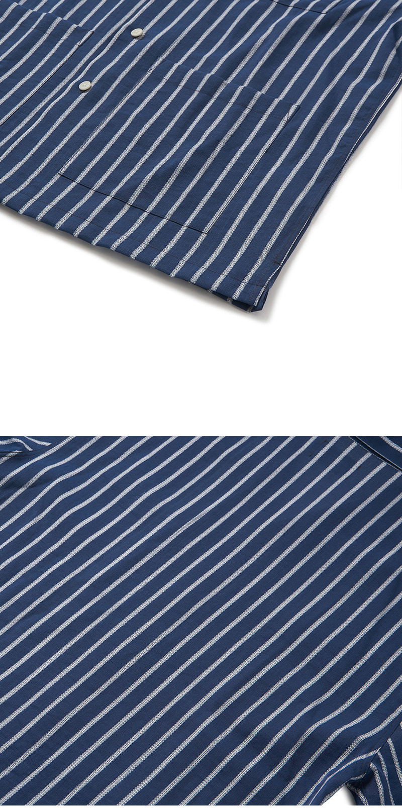 크리틱 PIN STRIPE SHIRT(NAVY)_CTONUSS03UN0