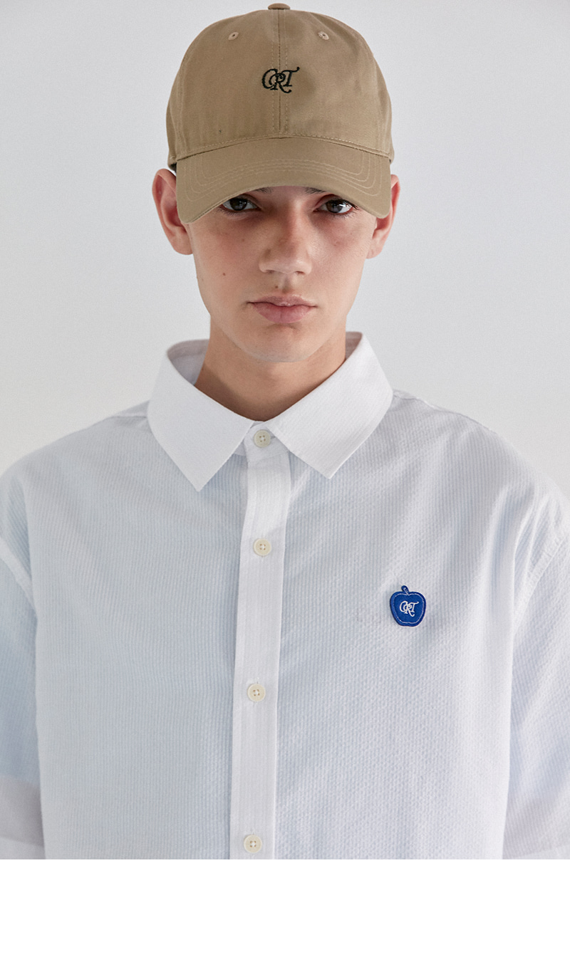 크리틱 CRT POCKET SHIRT(WHITE)_CRONUSS03UC2