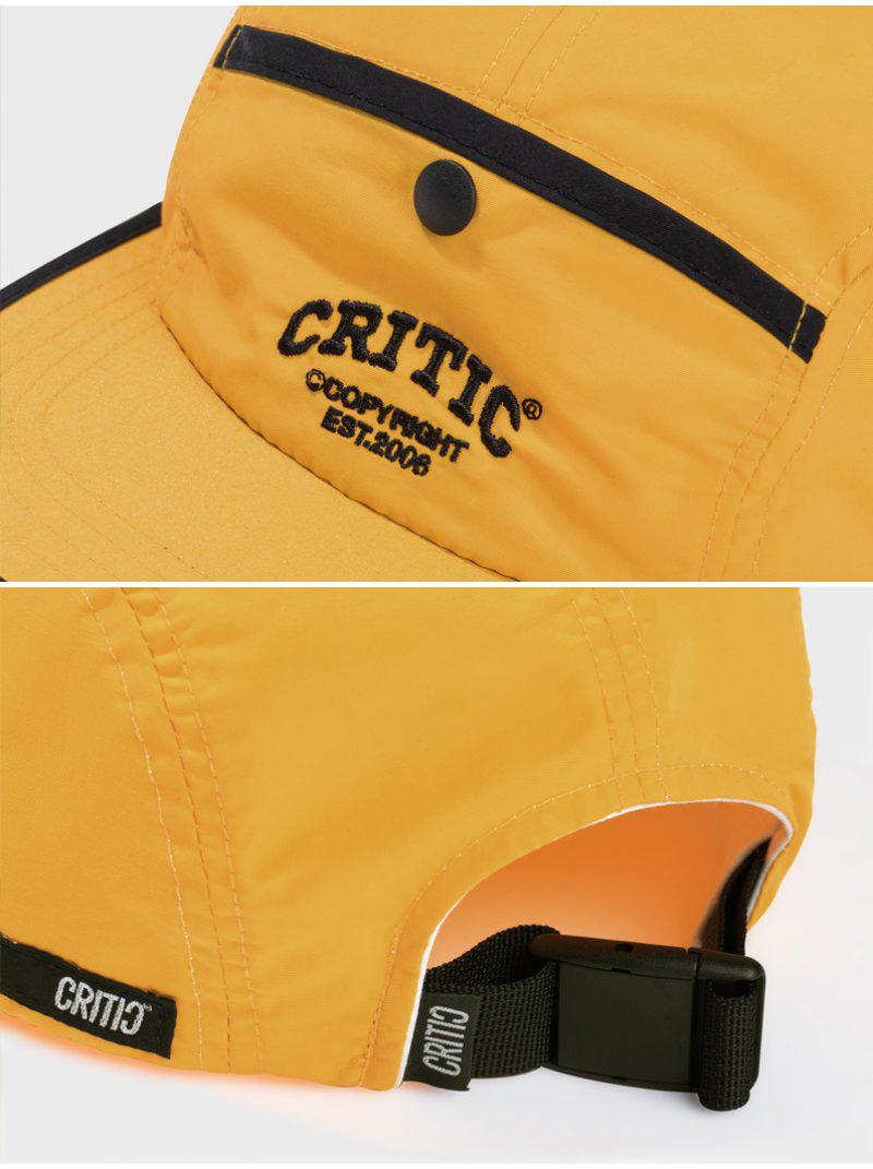 POCKET CAMP CAP(YELLOW)_CTTZAHW01UY0