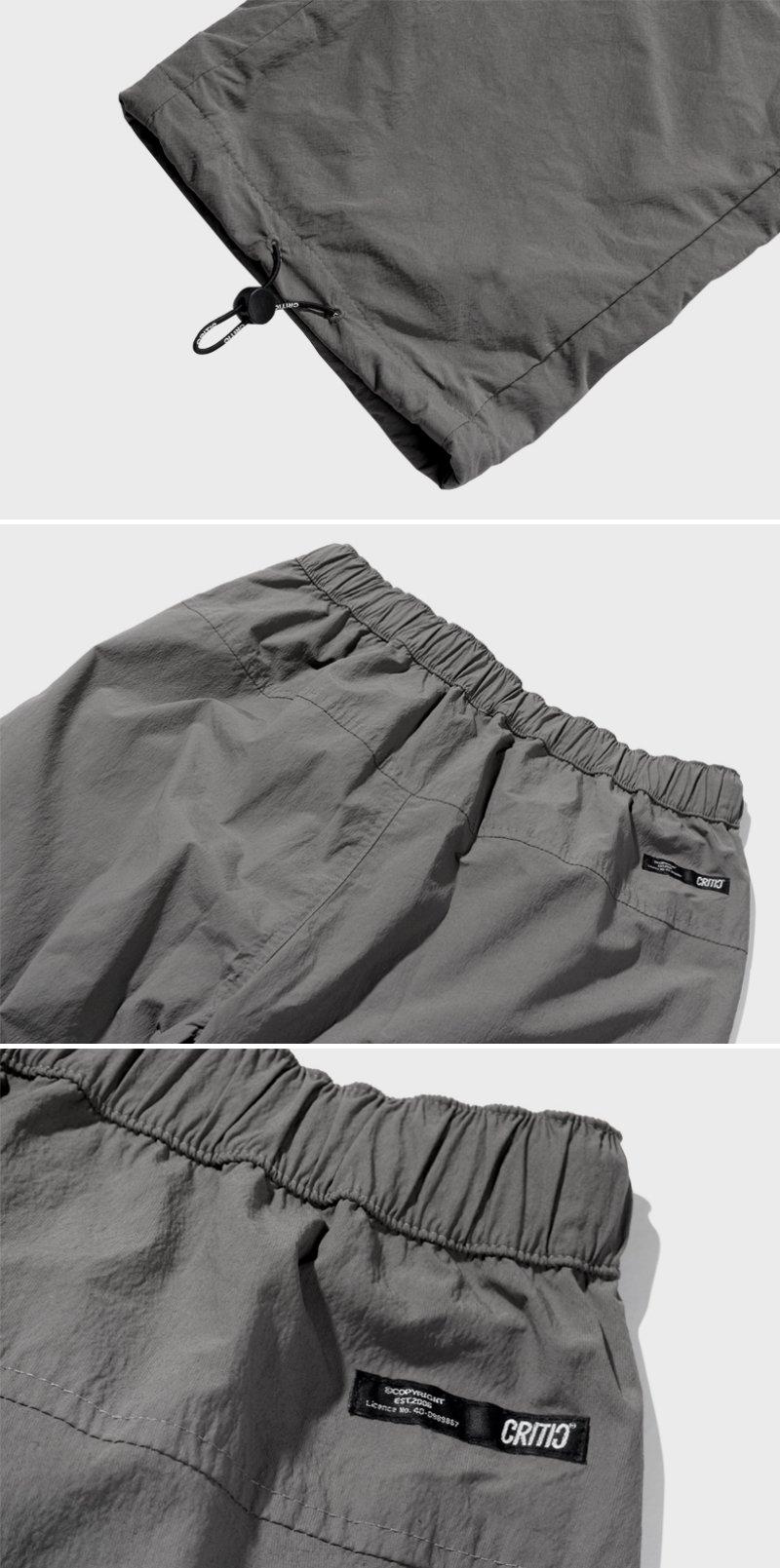 STITCH COMBAT PANTS(GRAY)_CTTZAPT01UC0