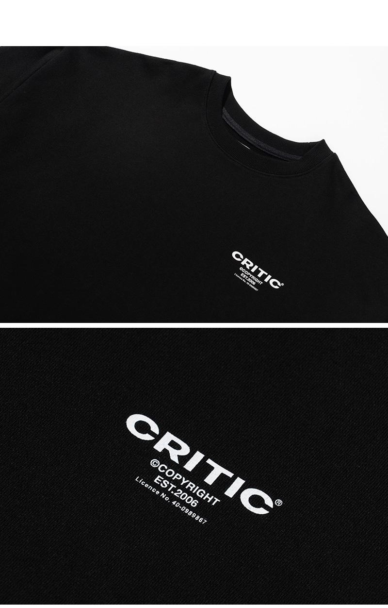 ETHNIC LOGO SWEATSHIRT(BLACK)_CTTZPCR05UC6