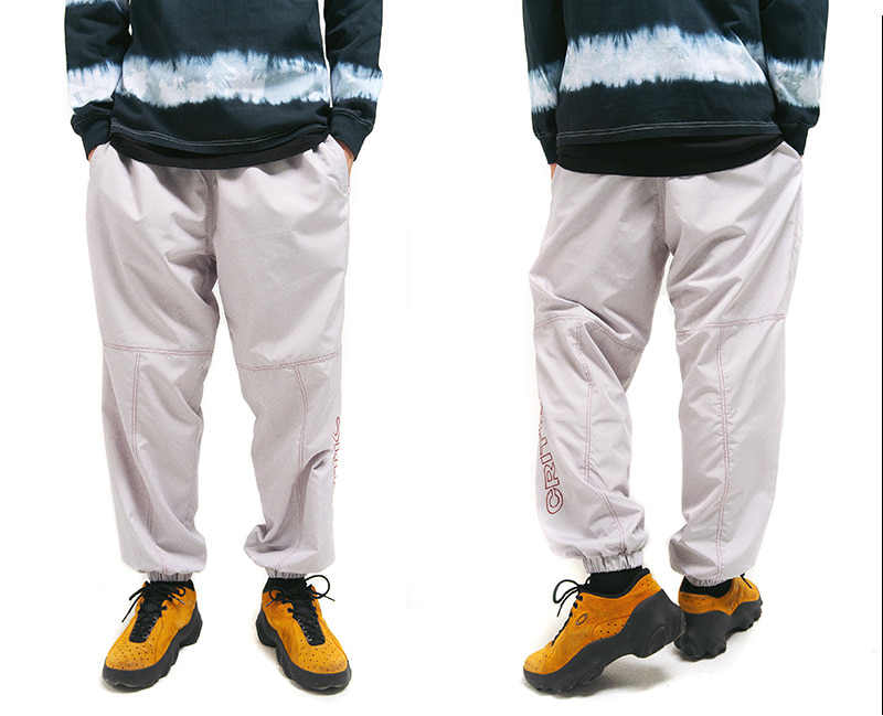 STITCH TRACK PANTS(GRAY)_CTTZPPT01UC0