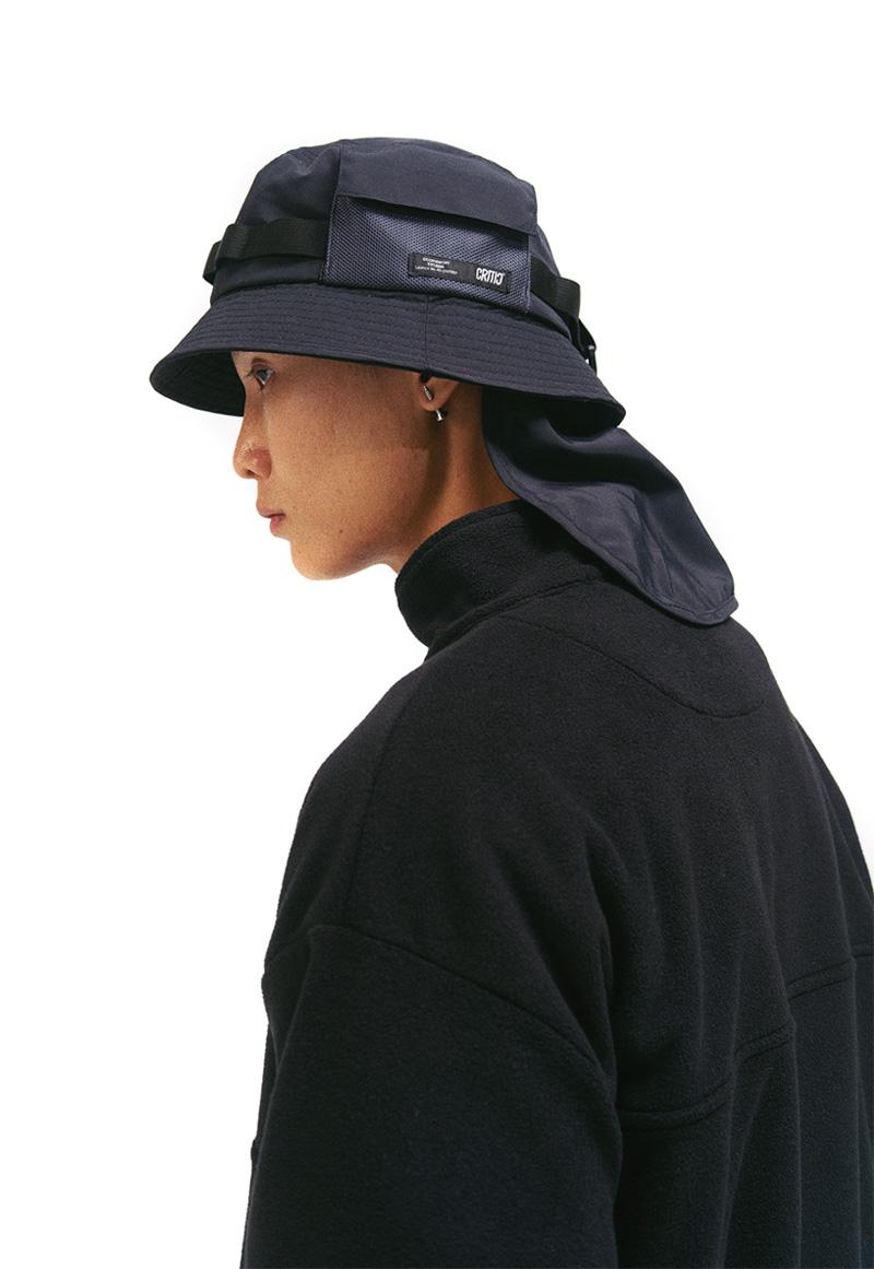 UTILITY BUCKET HAT(BLACK)_CTTZPHW05UC6