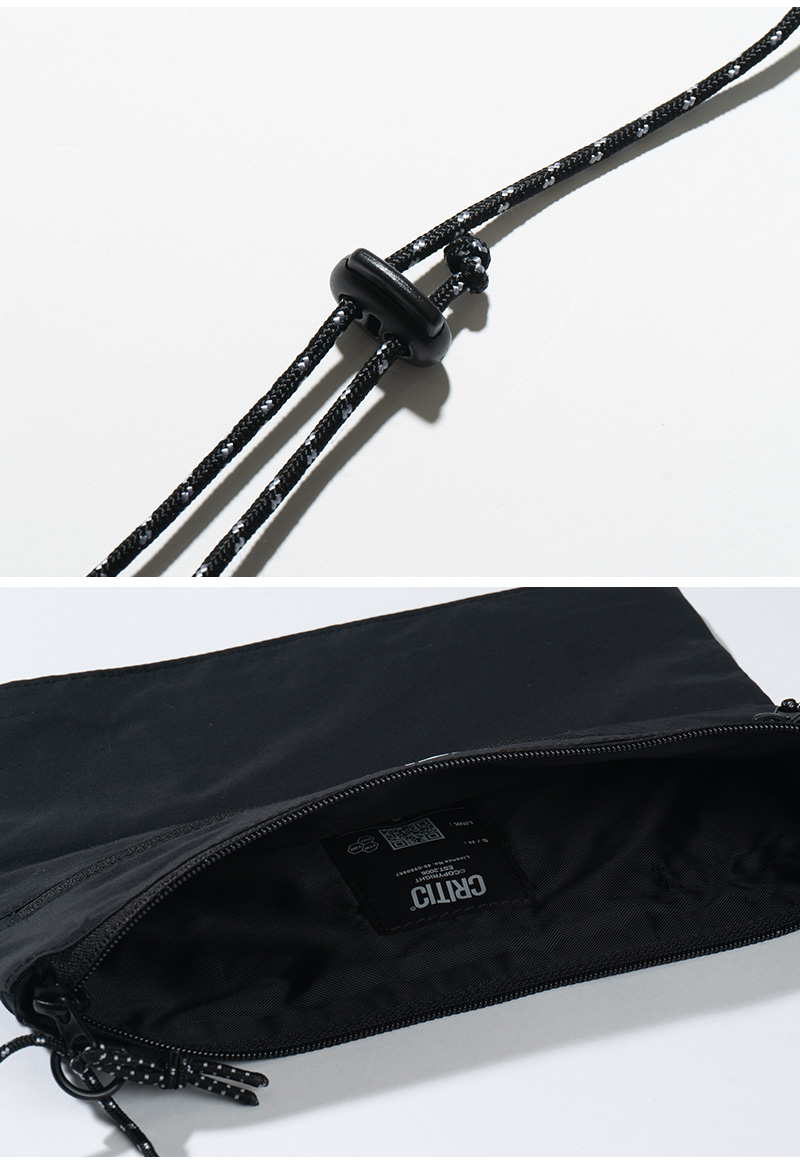 SACOCHE BAG(BLACK)_CTTZPBG05UC6