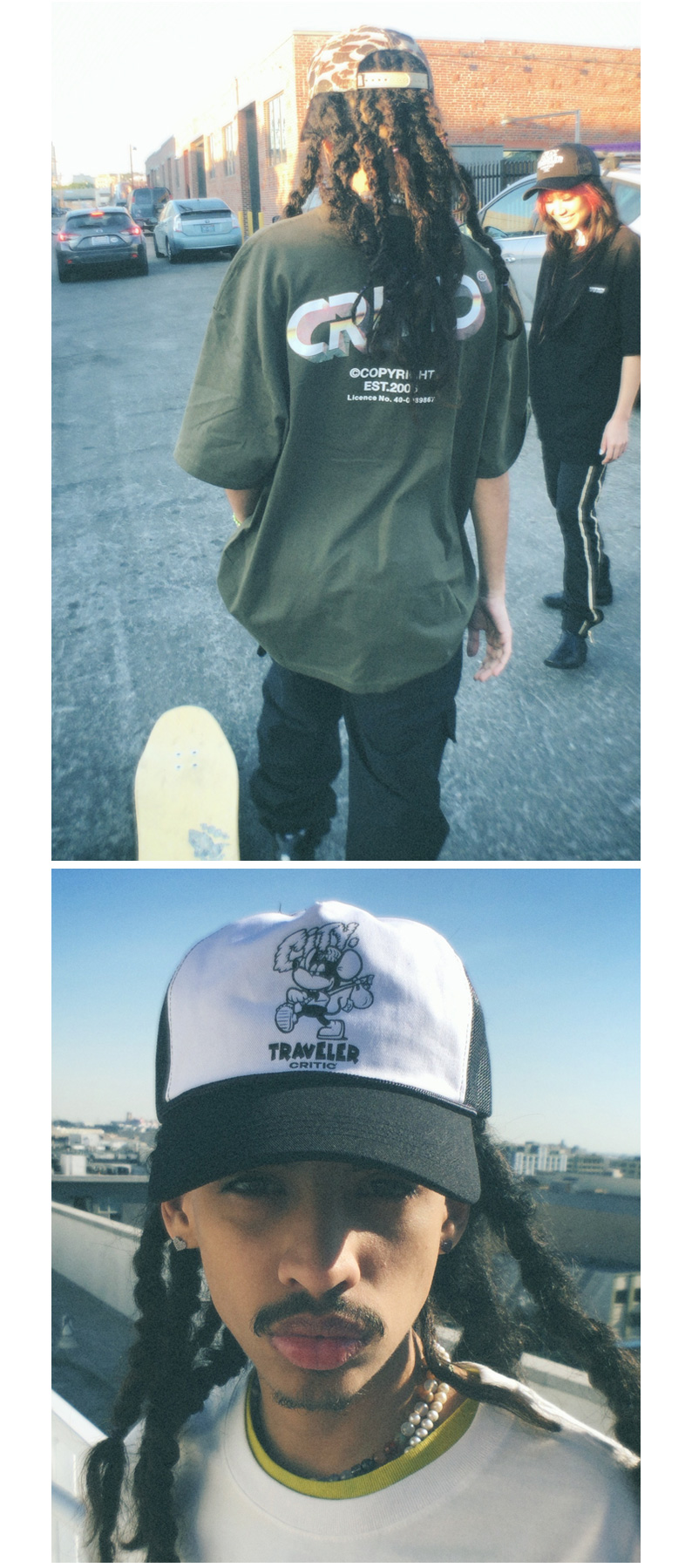 TRAVELER TWILL MESH CAP(CAMO)_CTTZUHW05UK1