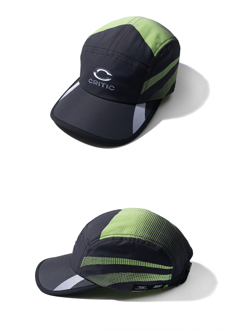 RACING CAMP CAP(BLACK)_CTTZUHW07UC6