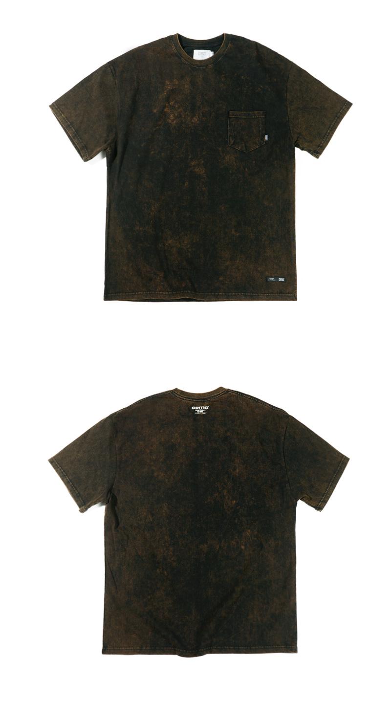 PIGMENT POCKET T-SHIRT(BLACK)_CTTZURS18UC6