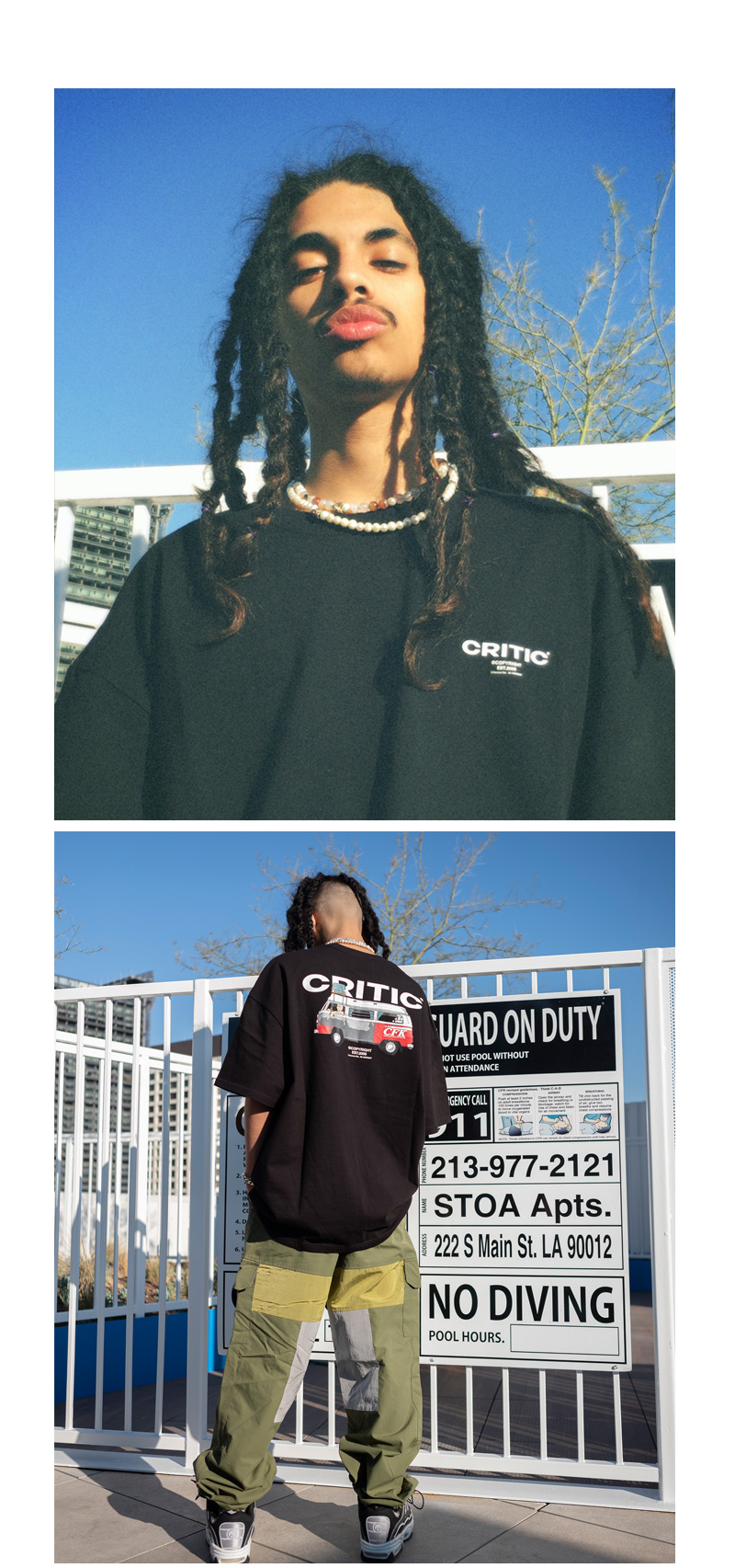 CHICKEN KILLER BUS T-SHIRT(BLACK)_CTTZURS21UC6