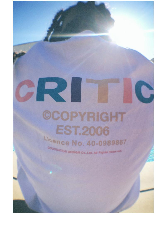 COLORIZE BACKSIDE LOGO T-SHIRT(WHITE)_CTTZURS10UC2
