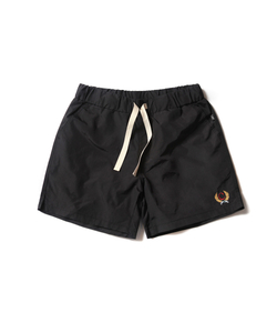 CRITIC EASY SHORTS (BLACK)_CTOEUCS05MC6