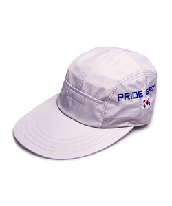 PRIDE SPORTS LONG BILL CAP (GREY)