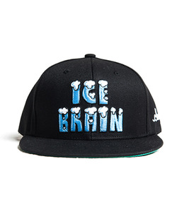MAD PRIDE POSSE Ice Brain Snapback Black