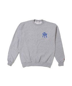 MAD PRIDE POSSE TEAM MP CREW NECK GRAY