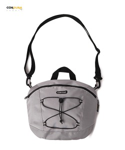 CORDURA® CROSS BAG(GRAY)_CTONUBG01UC0