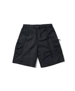 MESH POCKET SHORTS(BLACK)_CTONUSP04UC6