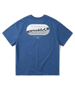METAL LOGO T-SHIRT(DARK BLUE)_CTONURS13UB5