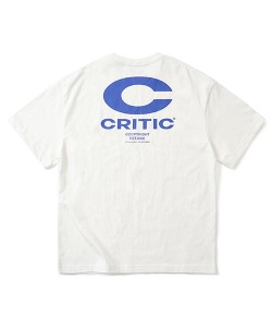 [4/22 예약 배송] BIG C LOGO T-SHIRT(WHITE)_CTONURS15UC2