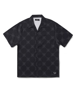 MAUI X CRITIC DIAMOND SHIRT(BLACK)_CSONUSS02UC6