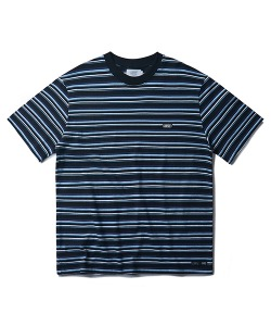 STRIPE T-SHIRT(NAVY)_CTONURS24UN0