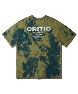 BACKSIDE LOGO T-SHIRT(FOREST GREEN)_CTONURS26UG1