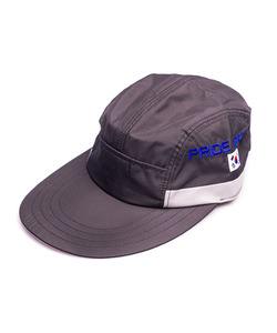 PRIDE SPORTS LONG BILL CAP (BLACK)