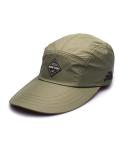 HARDCORE LONG BILL CAP (OLIVE GREEN)