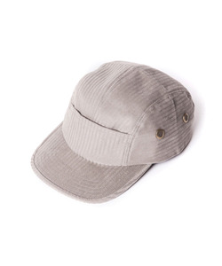 POSSE NATION 5PANEL CAMP CAP (GREY)