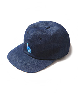 MFG NO.1 HAND BALL CAP(BLUE)_CMOEAHW31UB1