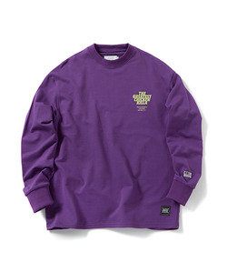 CHICKEN KILLA LONG SLEEVE T-SHIRT(VIOLET)_CTOGPRL02UV1