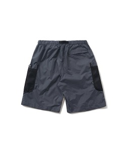 MESH POCKET SHORTS(CHARCOAL)_CTONUSP04UC1