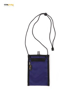 CORDURA® PASSPORT BAG(ROYAL BLUE)_CTONUBG03UB3