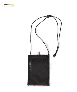 CORDURA® PASSPORT BAG(BLACK)_CTONUBG03UC6