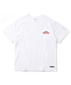 PIZZA BOY CHICKEN KILLER T-SHIRT(WHITE)_CTONURS01UC2