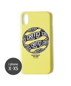 CL LOGO MOBILE CASE(LEMON YELLOW)_CTONUHC04UY1
