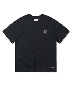 METAL LOGO T-SHIRT(BLACK)_CTONURS13UC6