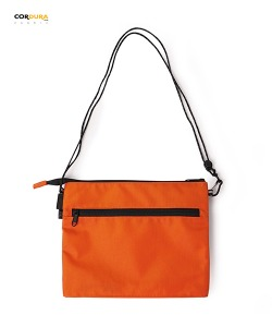 CORDURA® SACOCHE BAG(ORANGE)_CTONUBG02UO0