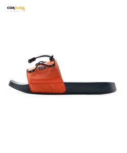 MAUI X CRITIC CORDURA® LOGO SLIDE(ORANGE)_CSONUSH01UO0