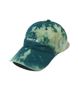 WASHED LOGO BALL CAP(FOREST GREEN)_CTONUHW03UG1