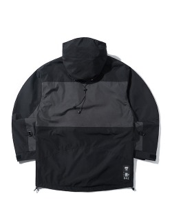 3L PROTECT HOODED PARKA(BLACK)_CTONAJK04UC6