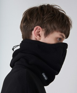FLEECE NECK WARMER(BLACK)_CTONIAC01UC6